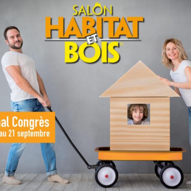 Salon Habitat et Bois Epinal - Vosges.